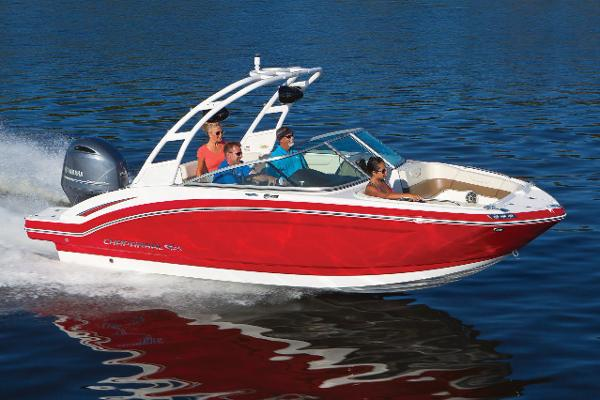 Chaparral 210 Suncoast Manufacturer Provided Image