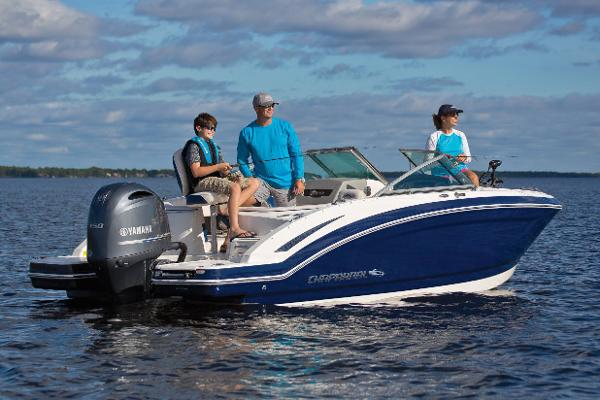 Chaparral 210 Suncoast Ski & Fish Manufacturer Provided Image