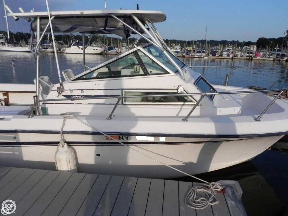 Grady-White 24 Offshore 1986 Grady-White 24 for sale in Huntington, NY