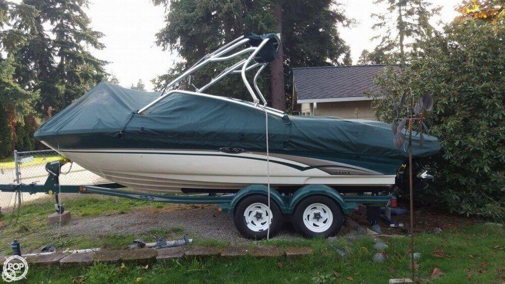 Sea Ray 200 Bow Rider 2002 Sea Ray 200 BR for sale in Seatac, WA