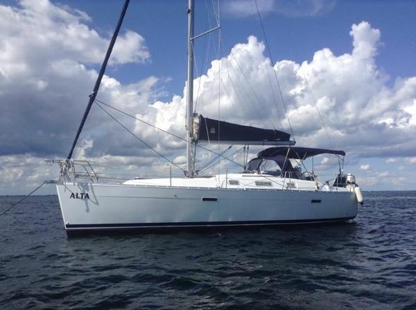 Beneteau America Oceanis 343 Port profile