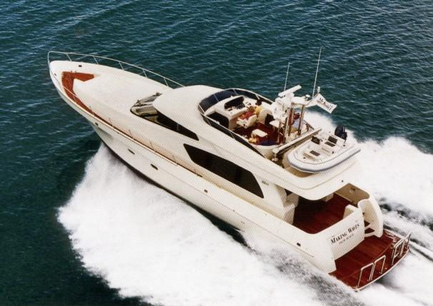 McKinna 65 Pilothouse Manufacturer Provided Image