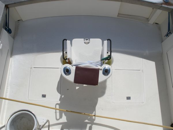 Ocean Cockpit and fighting chair