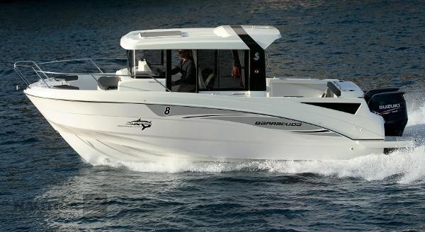 Beneteau BARRACUDA 8 Barracuda 8 - 01