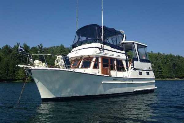 oceania 35 Sundeck Trawler 1988 Oceania 35 Sundeck Trawler