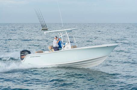 Sportsman Boats Open 232 Center Console