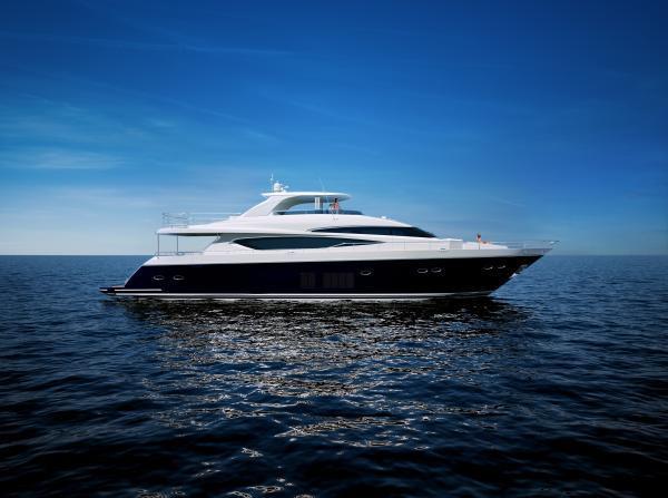 Princess 98 Motor Yacht