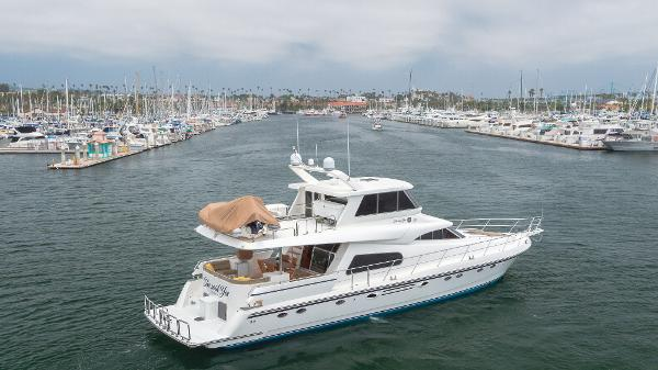 Johnson Motoryacht profile