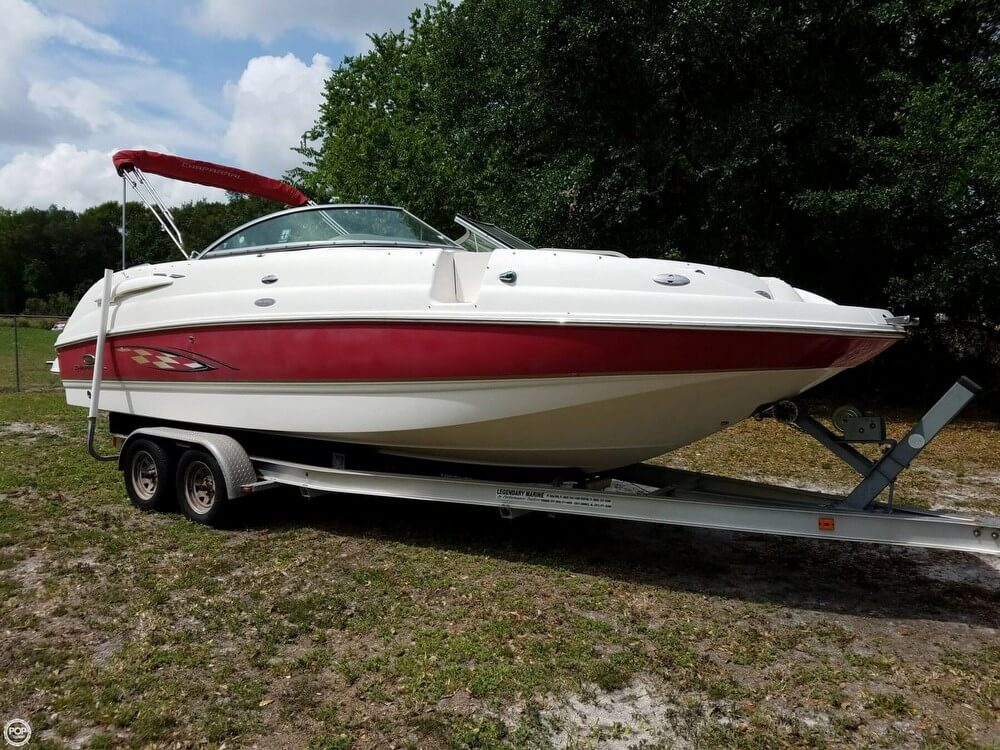 Chaparral Sunesta 254 2006 Chaparral Sunesta 254 for sale in Lakeland, FL