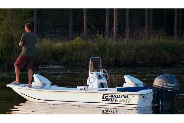 Carolina Skiff 17 JV CC Manufacturer Provided Image