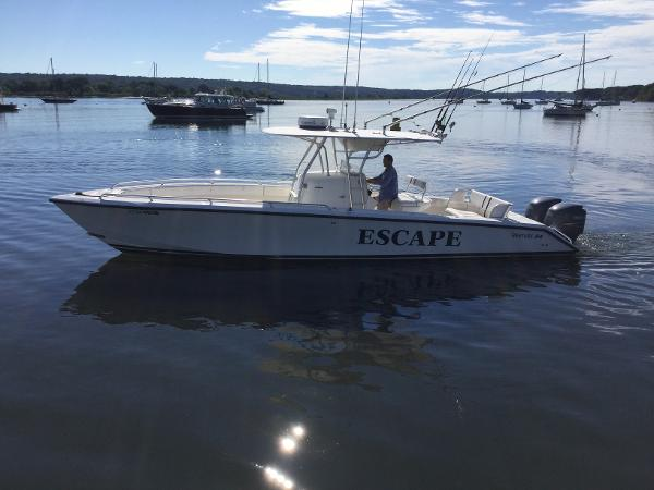 Venture 34 Open ESCAPE