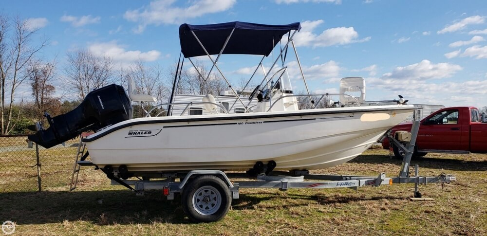 Boston Whaler 180 Dauntless 2005 Boston Whaler 180 Dauntless for sale in Milford, DE