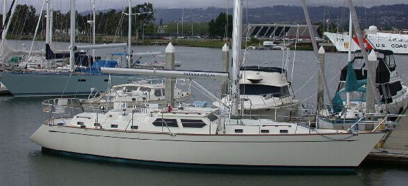 Tayana Deck Saloon Cutter
