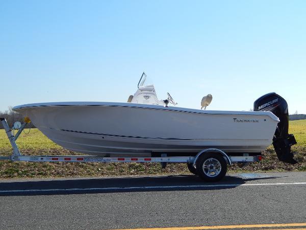 Tidewater Boats 198 CC Adventure