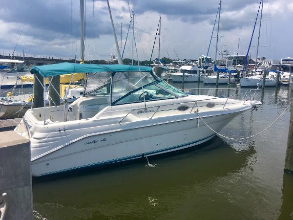 Sea Ray 270 & Boat Trailer