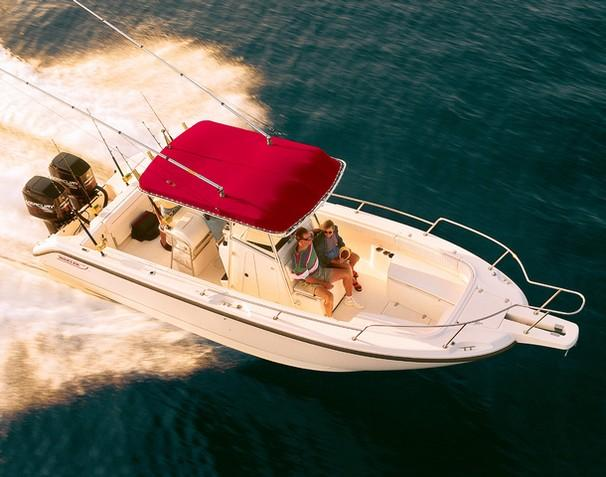 Boston Whaler 26 Outrage Manufacturer Provided Image: 26 - Outrage