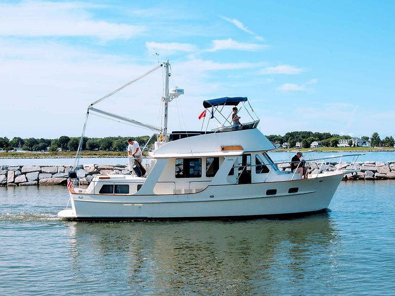 Pacific Seacraft Fast Trawler 38' Pacific Seacraft 2000