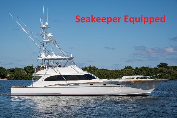 Rybovich Custom Sportfish w/ Seakeeper Lady Rebecca