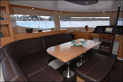 Fountaine Pajot Salina 48 Evolution Saloon