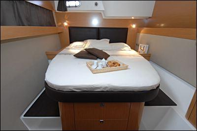 Fountaine Pajot Salina 48 Evolution Cabin