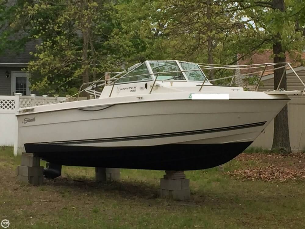 Seaswirl 2150 Striper 1998 Seaswirl Striper 2150 for sale in Brick, NJ