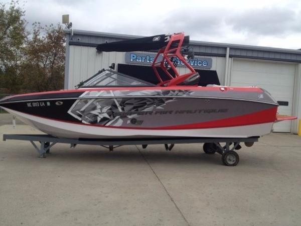 Nautique Super Air G21 Open Bow