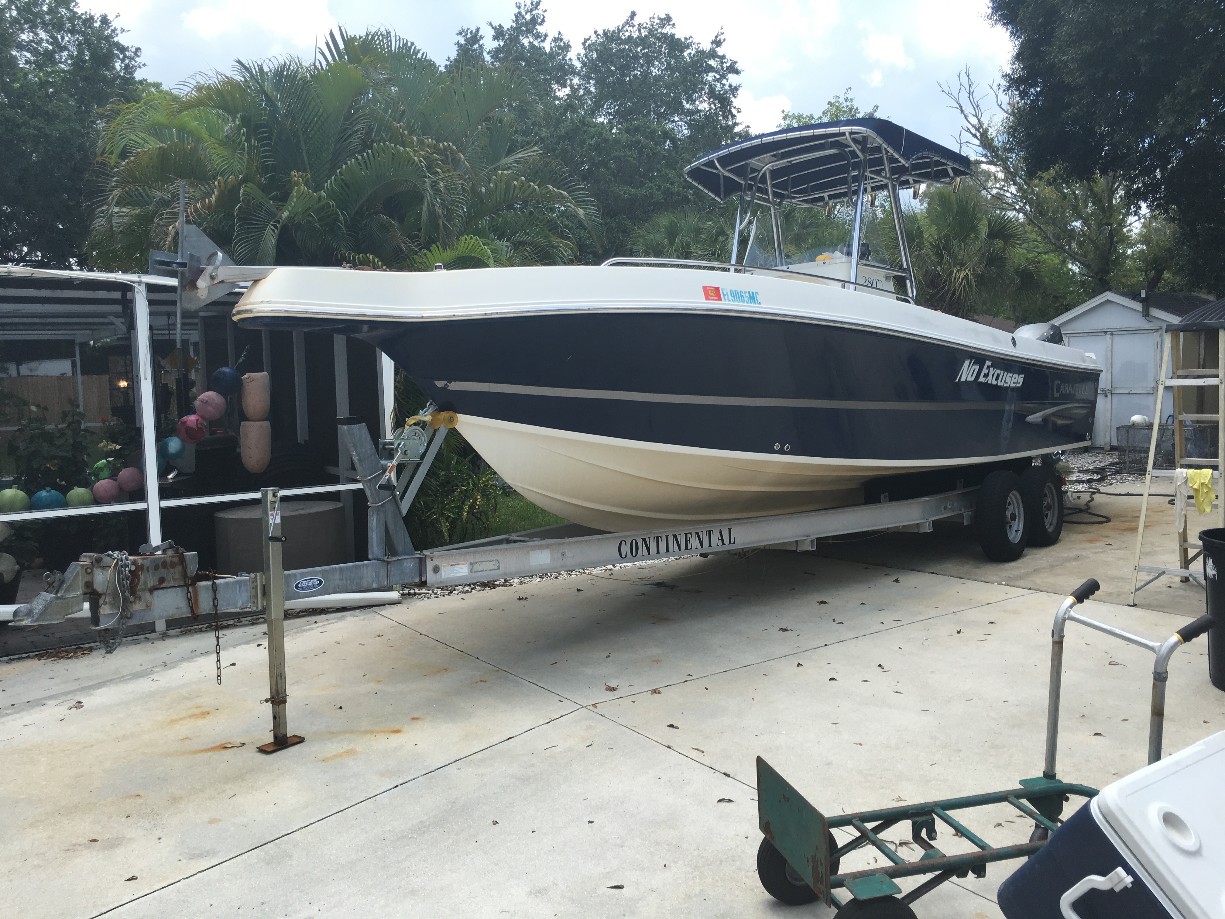 Caravelle Boats 28cc