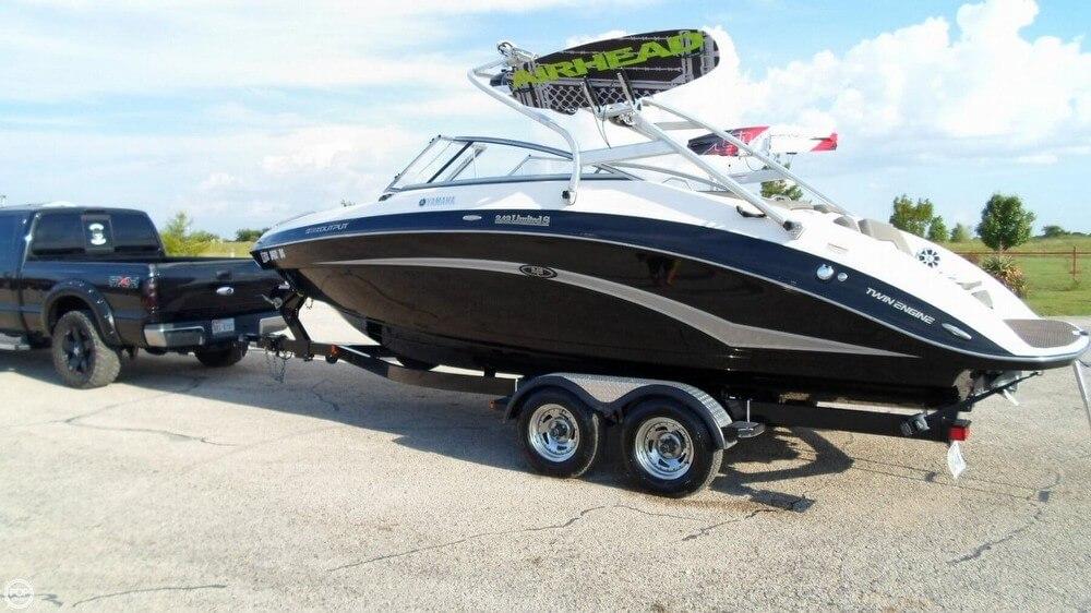 Yamaha Boats 242 Limited S 2012 Yamaha 242 Limited S for sale in Alvarado, TX