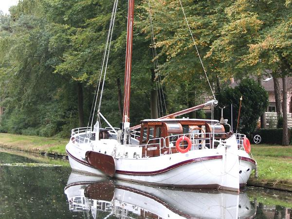 sailing ship boeier