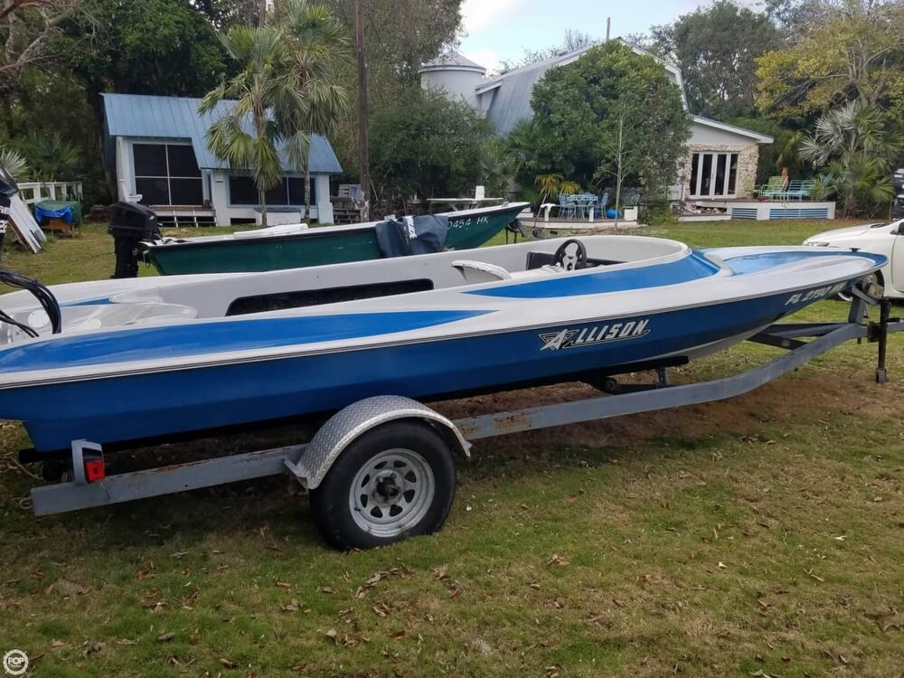 Allison Boats GT20 1980 Allison GT20 for sale in Key West, FL