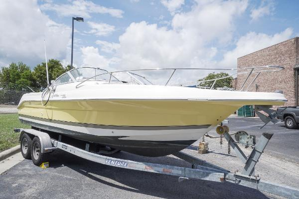 Wellcraft 220 Sportsman