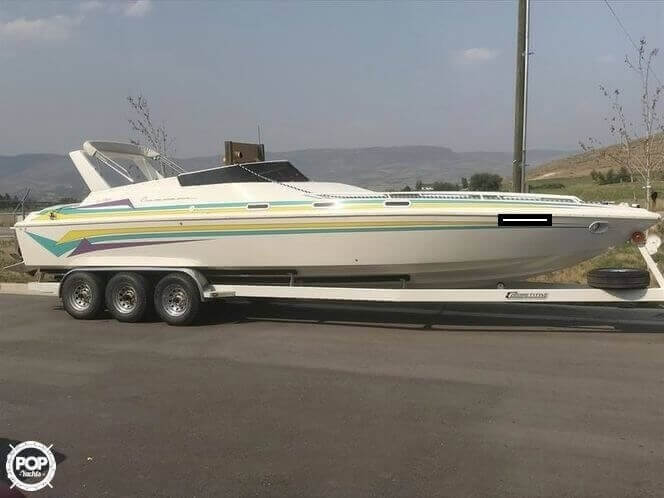 Carrera Boats 31 Elan 1995 Carrera 31 Elan for sale in Heber, UT