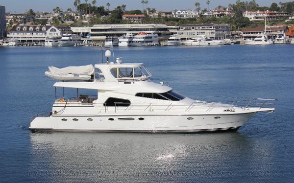 "Johnson Motor Yacht 58' Johnson Motor Yacht ""SHIP HAPPENS"""