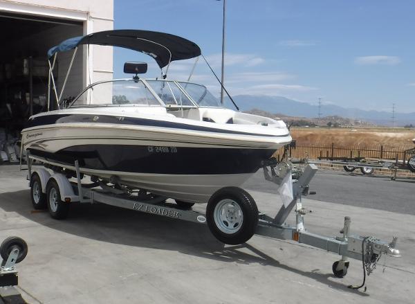 Tracker Tahoe Q6