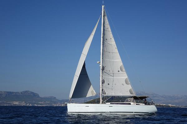 Dufour 485 Grand Large Dufour 485 Grand Large sailing