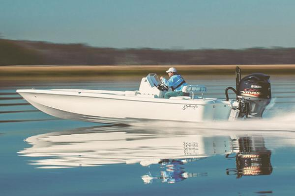 Yellowfin 21 Hybrid Manufacturer Provided Image