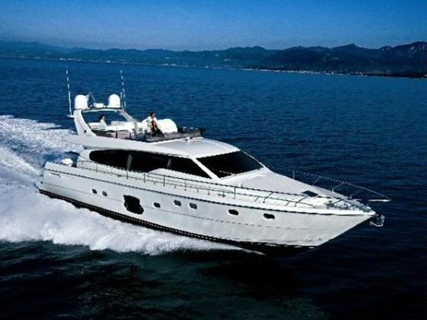 Ferretti Yachts 630 fly