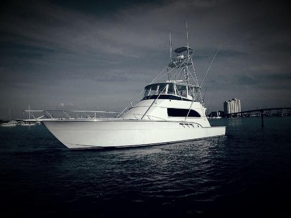 Donzi 65 Sportfisherman