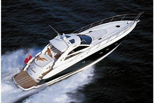 Sunseeker Predator 55 Profile