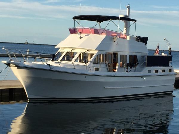 Symbol 42' Sun Deck Trawler