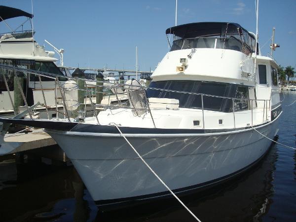 Gulfstar 49 Motor Yacht Classy Yacht