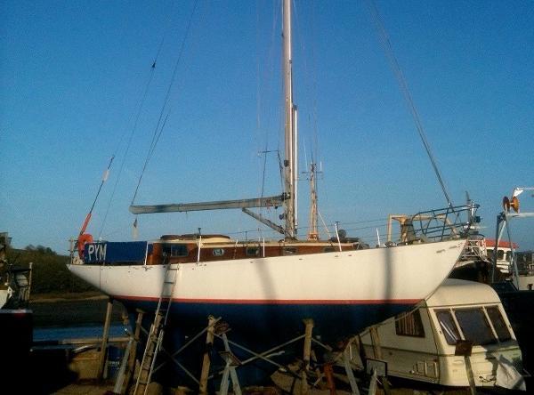 Robert Clark Bermudan sloop Robert Clark Bermudan Sloop