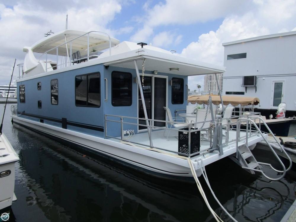 2003 Catamaran Cruisers Aqua Cruiser 50se Luxury Boatel Fort Lauderdale Florida Boats Com