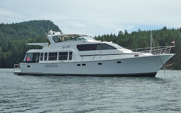 Pacific Mariner 65 Diamond