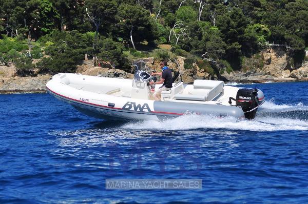BWA Nautica 22 GT SPORT BWA 22 GT (36)