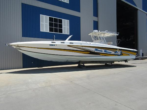Don Smith Power Boats 42 Don Smith