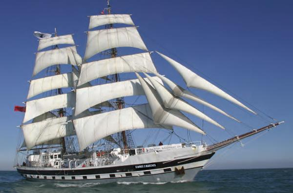 Abeking & Rasmussen 60m Tall Ship