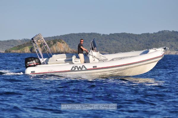 BWA Nautica 26 GT SPORT BWA 26 GT (24)