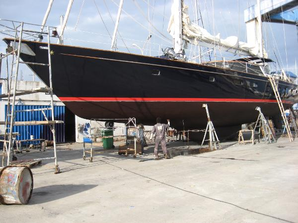 Belliure Ketch 85