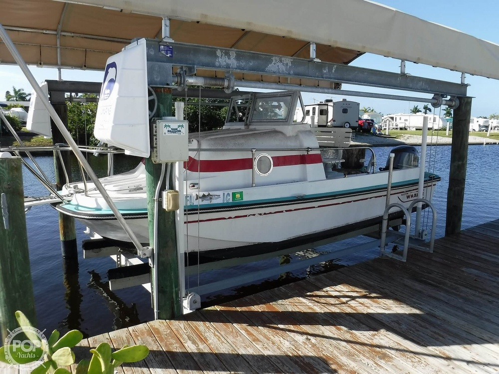 Boston Whaler Menemsha 16 1970 Boston Whaler Menemsha 16 for sale in Saint James City, FL